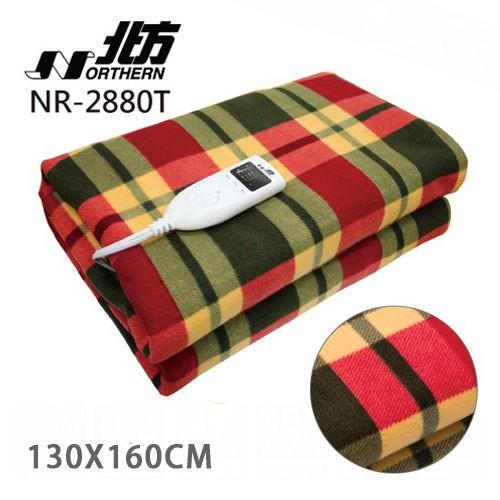北方智慧型安全電熱毛毯NR-2880T