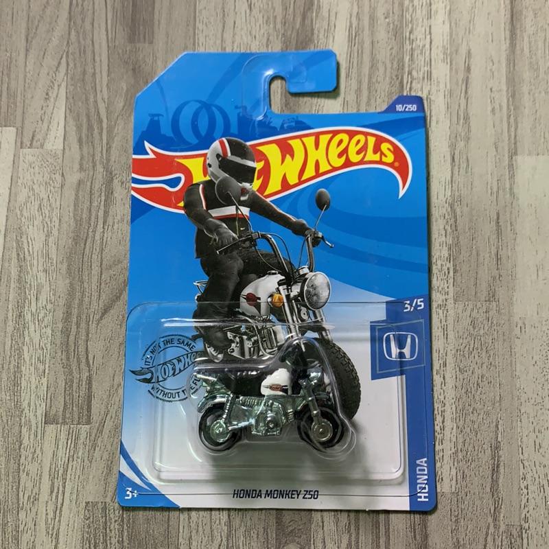 Hot wheels 風火輪-本田 Honda monkey z50