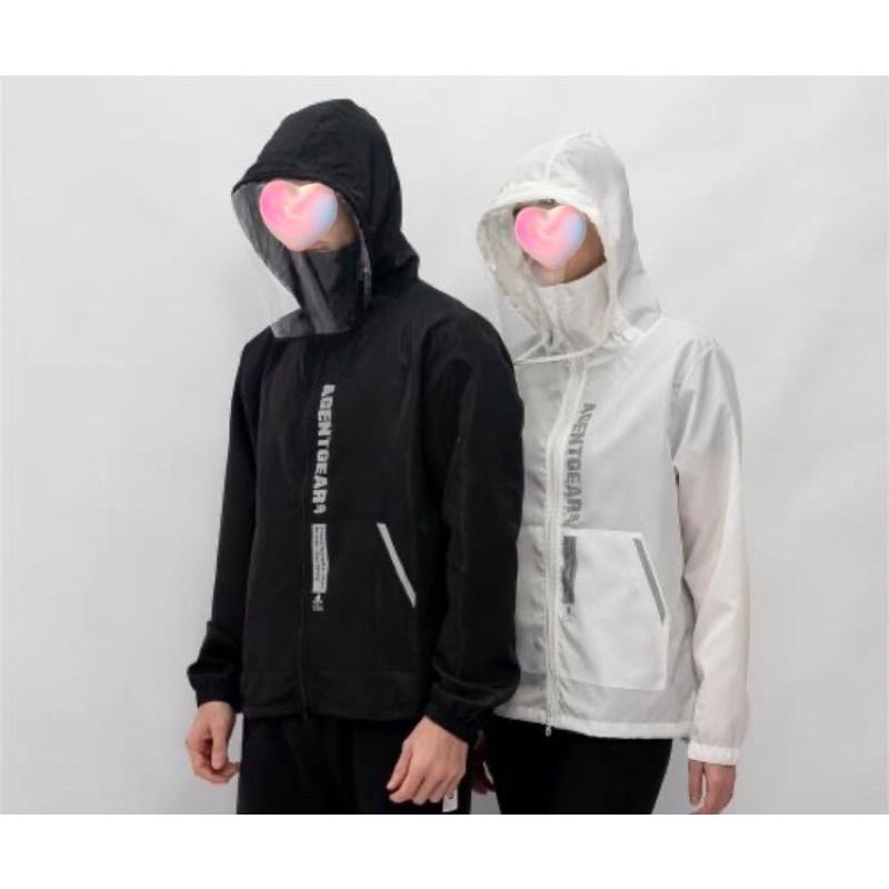 AGENTGEAR強勢首發日本高效機能防護外套(宅配免運🚚)超值兩件組 贈護目鏡