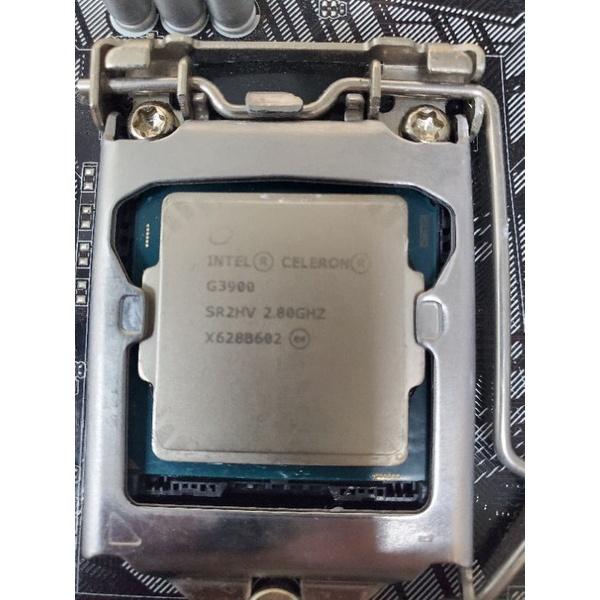Intel g3900 正式版