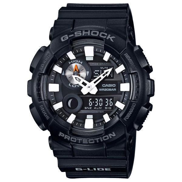 【無限精品 REMIX】G SHOCK抗磁運動錶-GAX-100B-1A