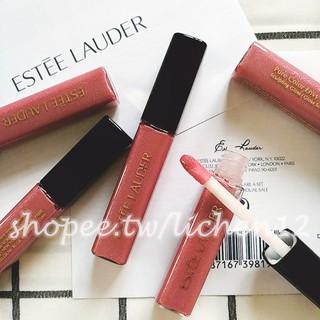 Estee Lauder 雅詩蘭黛 絕對慾望光感唇蜜 4.6ml 精巧版 原廠公司貨 色號430 時尚粉 體驗品 試用 新北市