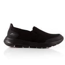 SKECHERS 思克威爾 男款 GO WALK 5 健走鞋  全黑 55510BBK