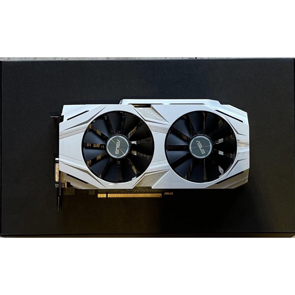 【虎克電競】華碩 ASUS DUAL-GTX1070-O8G【二手】性能超越GTX 1660S NVIDIA 1070