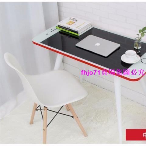 #F蘋果手機創意造型桌子電腦桌兒童學習寫字桌子戶型簡易桌