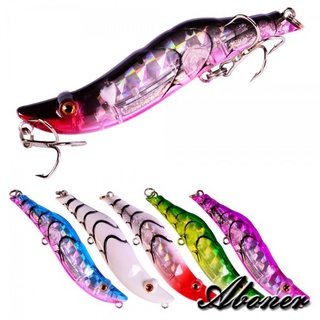 【Aboner】 全泳層路亞餌 8.2cm/ 14.7g假餌仿生餌漁具塑料硬餌