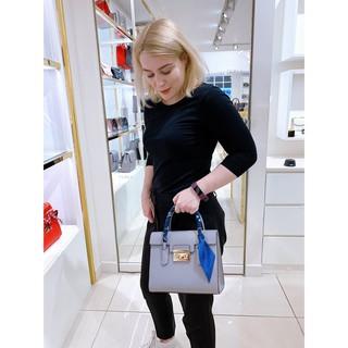 UT英國代購 FURLA 2WAY Plain Leather Handbags 手背/ 側背包 新北市
