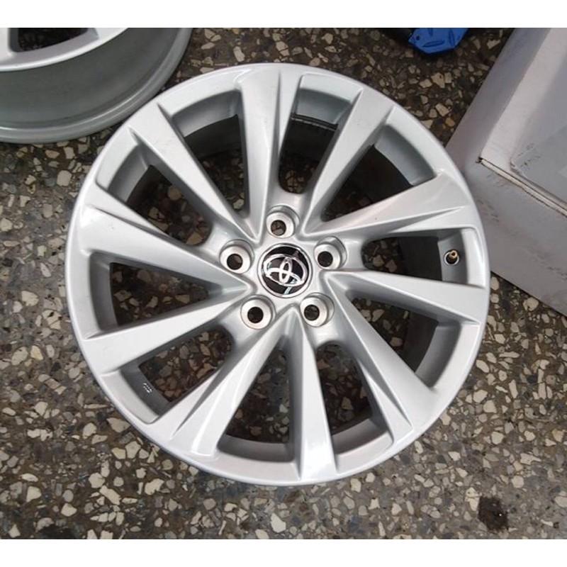 高雄人人輪胎 新車落地 Toyota Camry 17吋 原廠鋁圈 5孔114.3 7.5J ET45 一組四顆不含輪胎