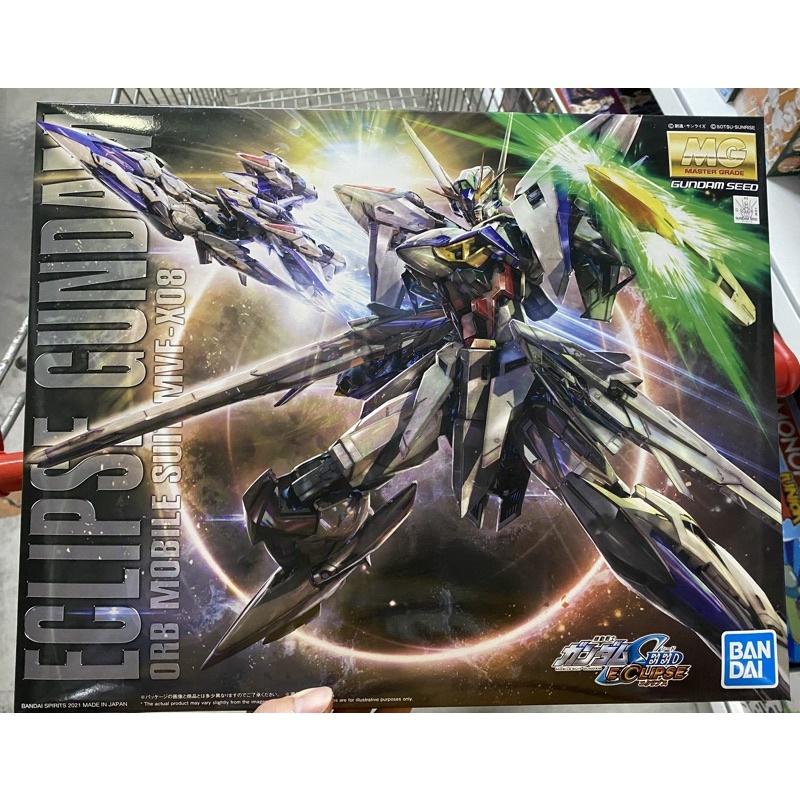 【Corey 現貨】 MG 1/100 星蝕鋼彈  機動戰士 SEED Eclipse Gundam MSV 外傳 星蝕