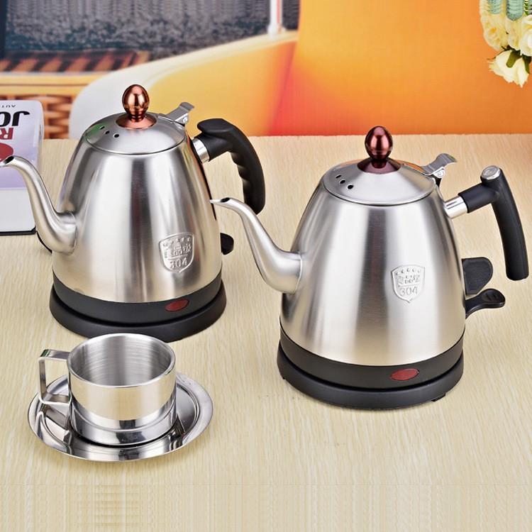 【川月】億雅 304不銹鋼快煮壺水壺 咖啡燒水煮水壺 快速壺 隨手泡茶壺長嘴