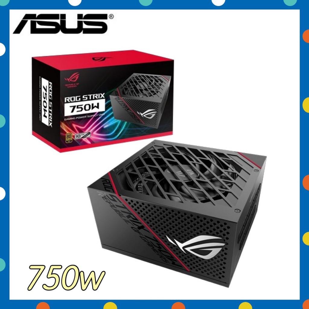 ASUS ROG 750W / 1000W 金牌/全模組/10年保  全漢1000W 電源供應器 現貨