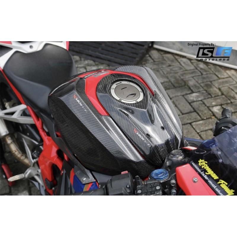 【XYMOTO】Honda CBR250RR Carbon 碳纖維 卡夢 油箱罩 油箱側蓋 油箱側罩