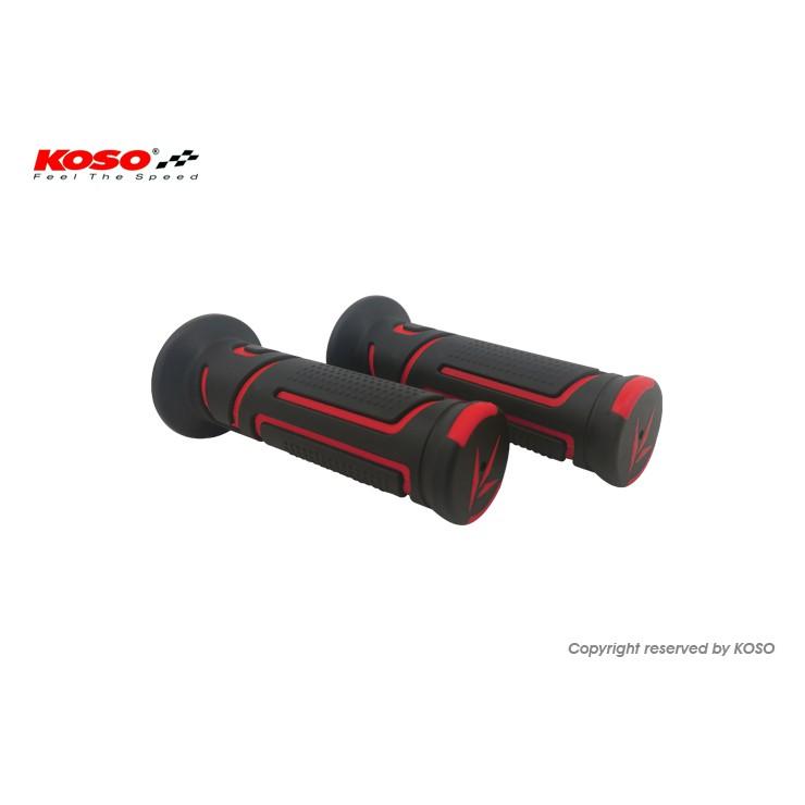 【KOSO】雙色握把-疾風(120mm)