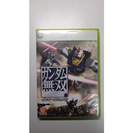 「二手遊戲片」Xbox360 綱彈無雙 日文版