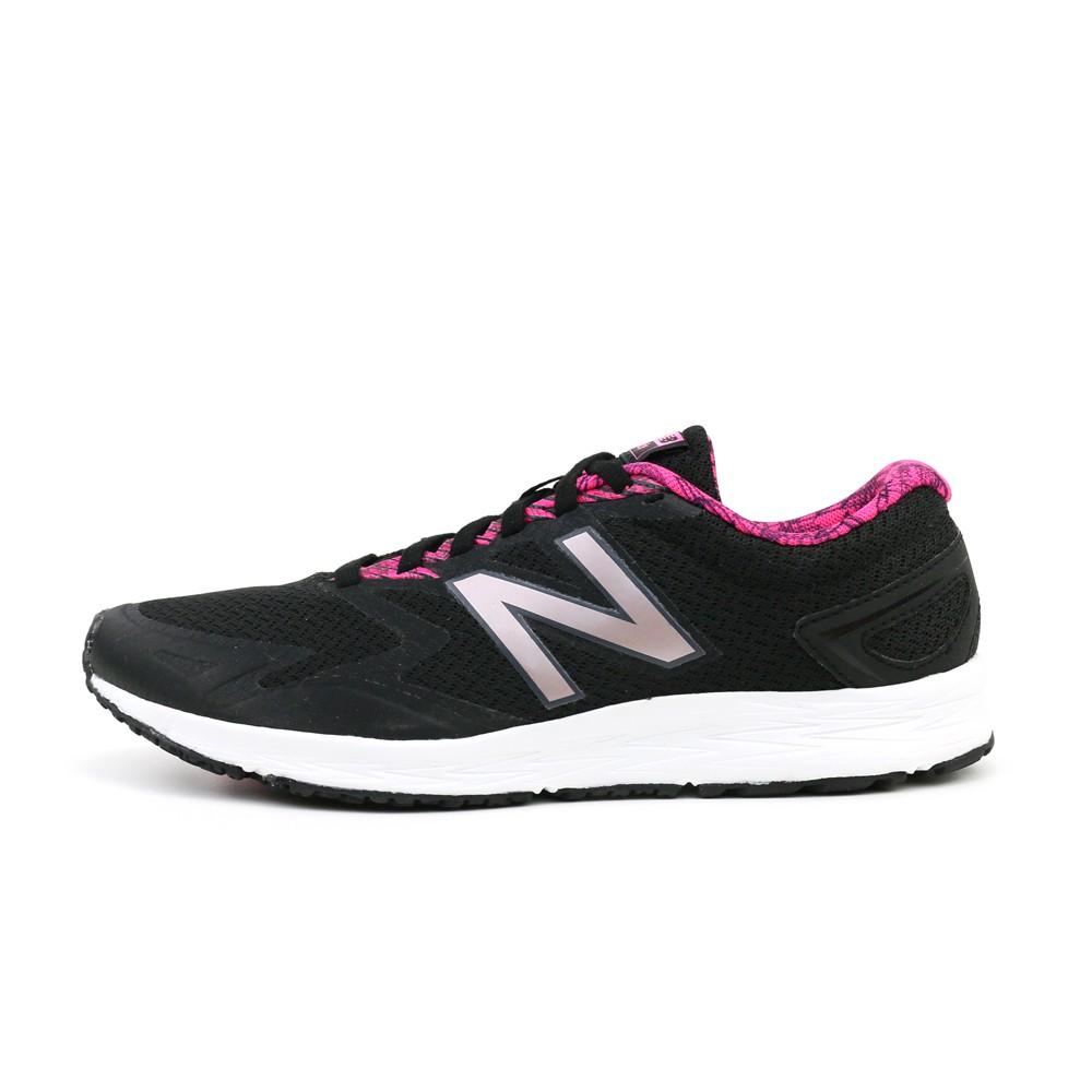 NEW BALANCE 女慢跑鞋WFLSHLB2-B 黑