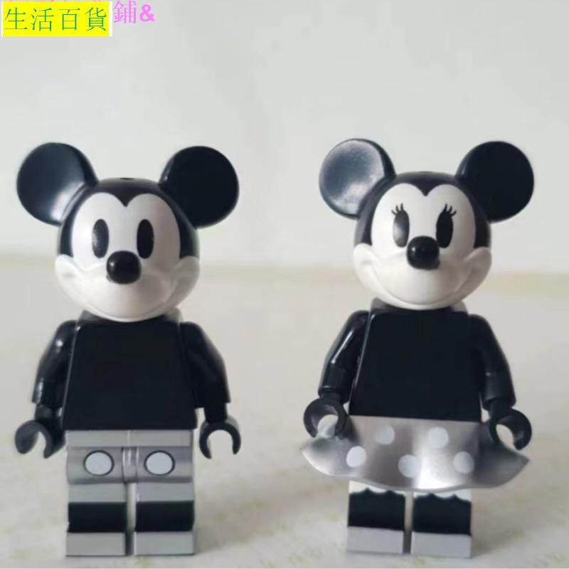 【百貨】&樂高 LEGO Ideas系列 威力號 米奇米妮人偶 21317