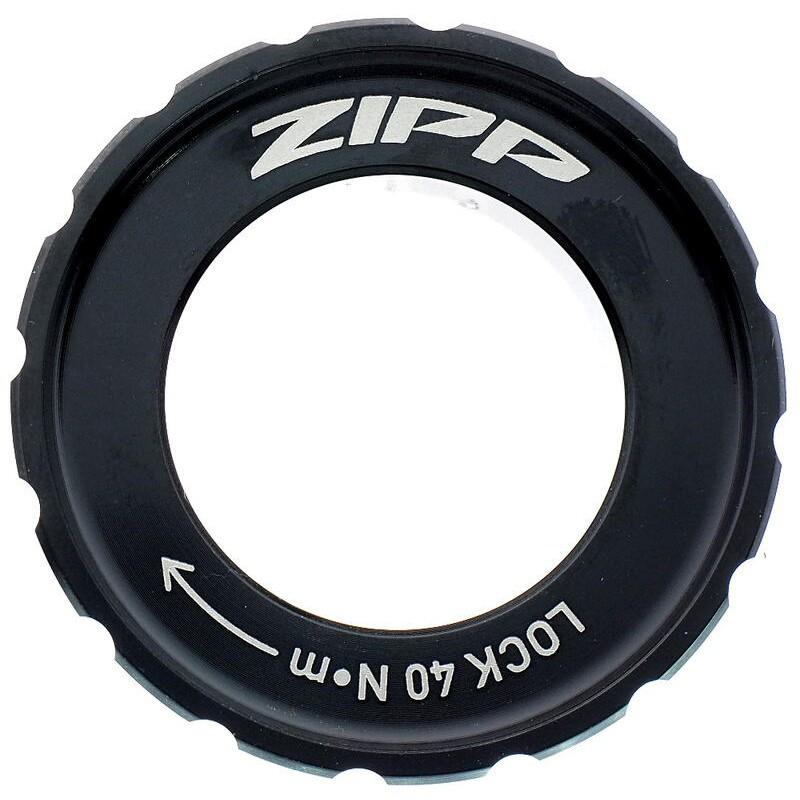 ZIPP中央鎖入碟盤蓋LOCKRING SRAM SHIMANO RT900 RT800 MT900可用