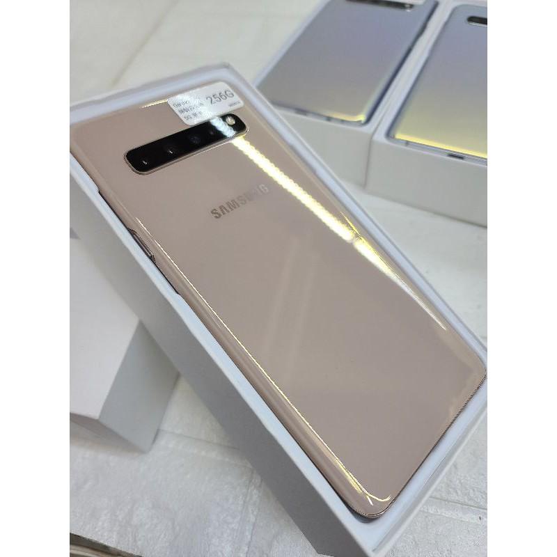 [貳] 免運費 三星二手 Galaxy S10 256G 5G版 韓版盒裝 刷卡分期 98%新 西門町自取 送配件