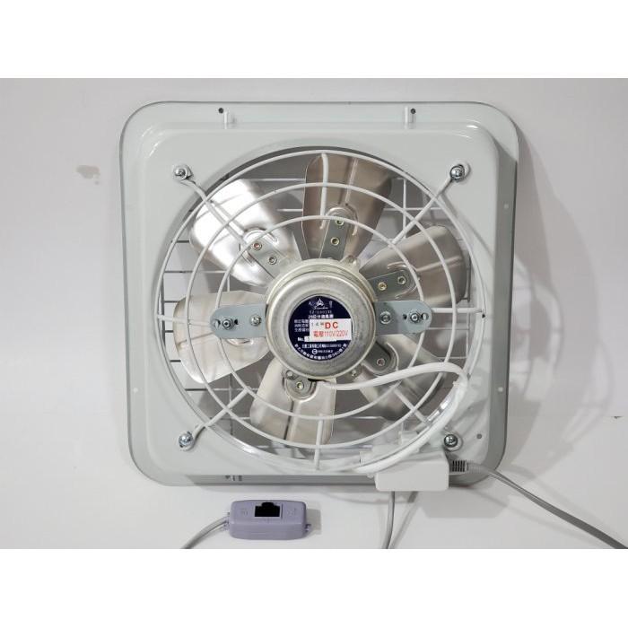 【優質五金】天寶 DC直流 鐵葉 雙培林馬達 排風機 抽風機 抽風扇 排風扇 通風扇 通風機