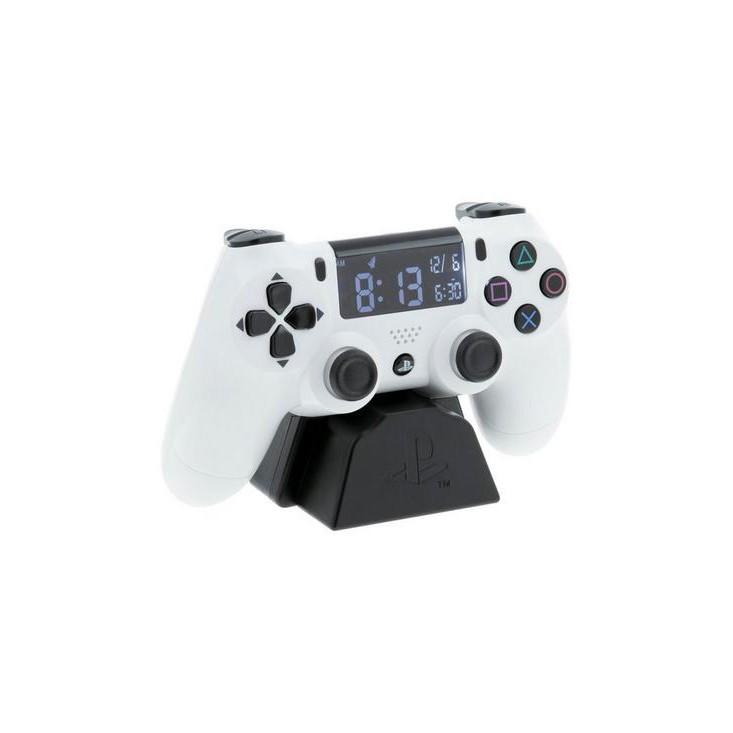 🇬🇧英國代購 Playstation PS4 遊戲手把鬧鐘/夜燈 黑、白