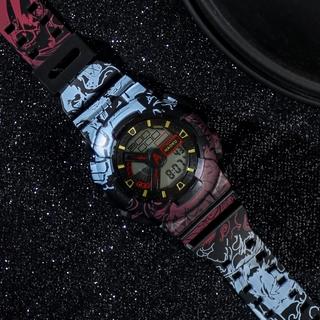 卡西歐手錶 G-Shock 同設計男士手錶運動防水手錶 Jam Tangan