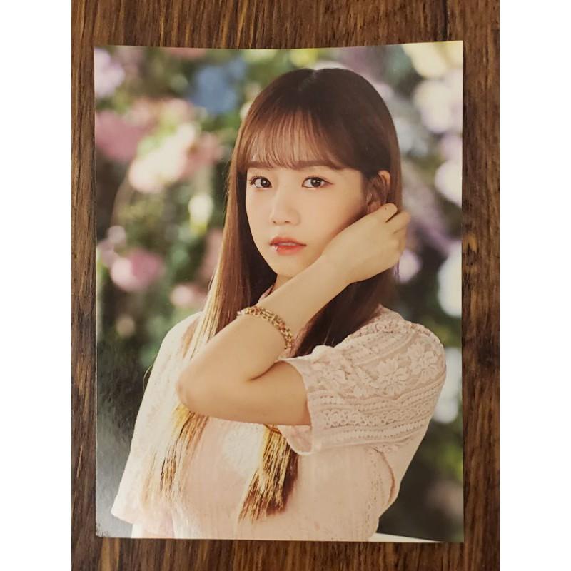 izone eyes on me 1st concert DVD 照片 小卡 拍立得