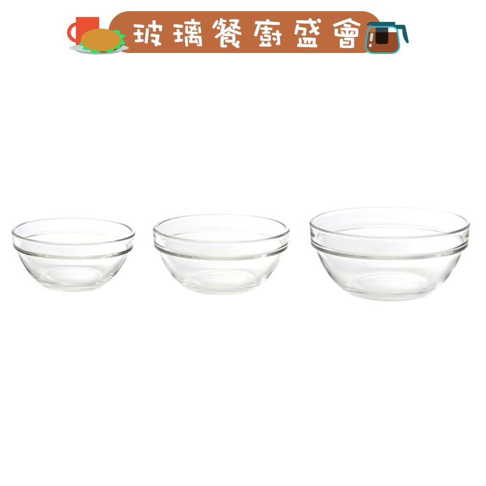[餐廚盛會]【Ocean】STACK 沙拉碗-共3款《拾光玻璃》 玻璃碗 碗