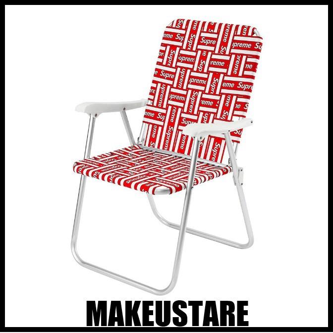 -MUS- SUPREME SS20 Lawn Chair 休閒 折椅 椅子 現貨