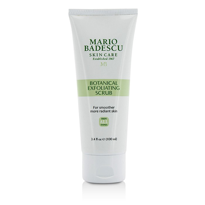 MARIO BADESCU - 去角質磨砂膏 Botanical Exfoliating Scrub - 所有膚質適用