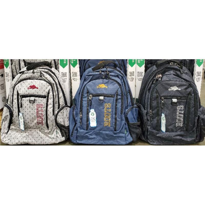 【小如的店】COSTCO好市多代購~ROOTS 多功能休閒後背包/運動背包(1入)可放15吋筆電.平板