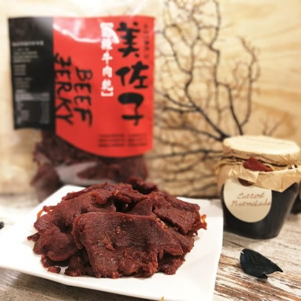 《美佐子MISAKO》肉乾系列-原味/勁辣牛肉乾(150g/包,共2包)【任選】【蝦皮團購】