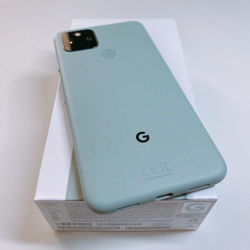 Google Pixel 5 5G 6GB/128GB 灰綠色 [011520]