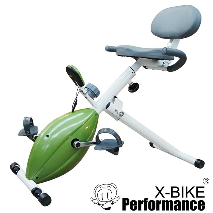 X-BIKE 晨昌 抹茶機 臥式磁控健身車 台灣精品 RB1000
