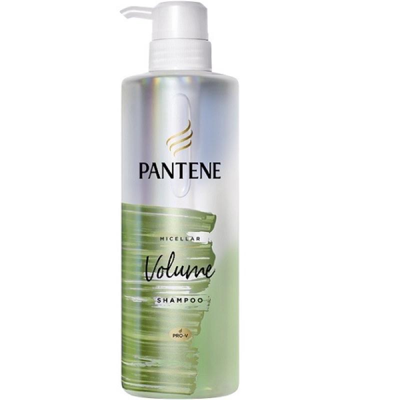 新包裝❤️潘婷MICELLAR淨化極潤蓬鬆洗髮露500毫升