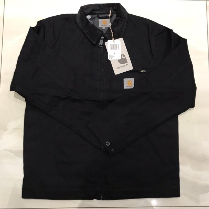 庫存出清 2019 Carhartt WIP Detroit Jacket 底特律夾克 厚 底特律 工裝 外套 黑色