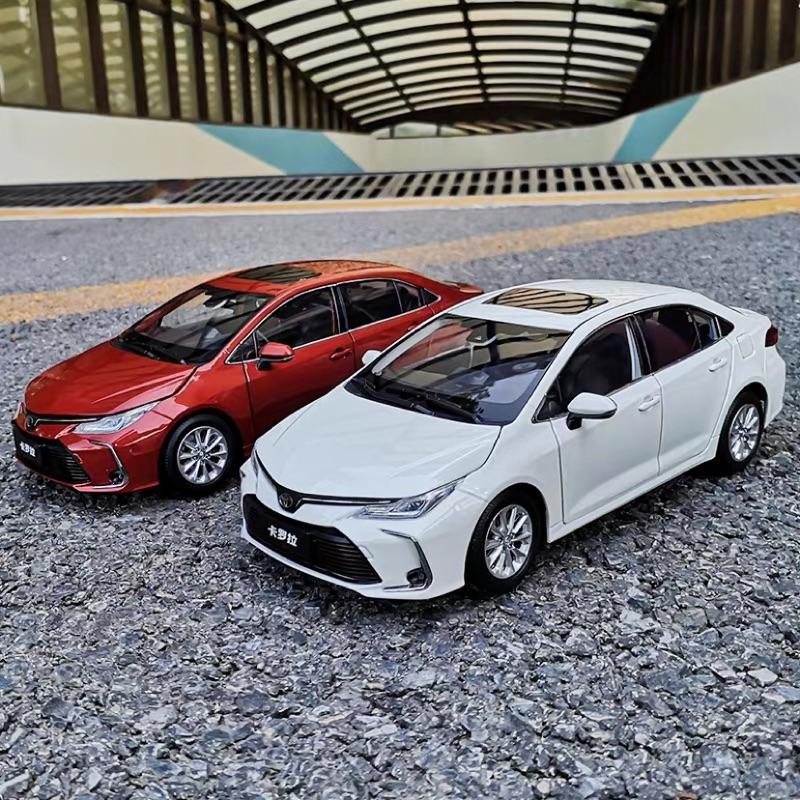 Toyota altis 12代  2019年式 1:18 模型車