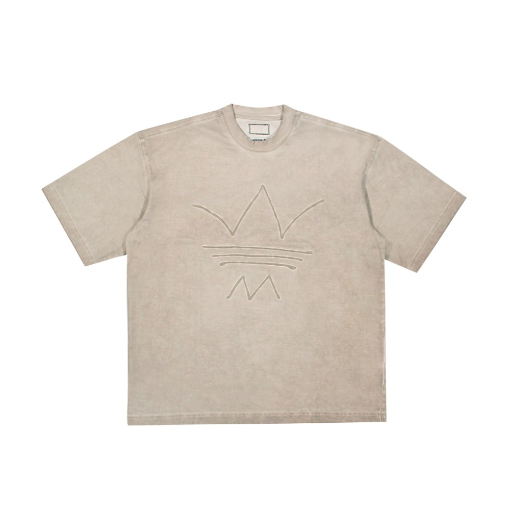 ADIDAS 男 ABSTRACT TEE 圓領T(短)-GN3300 廠商直送
