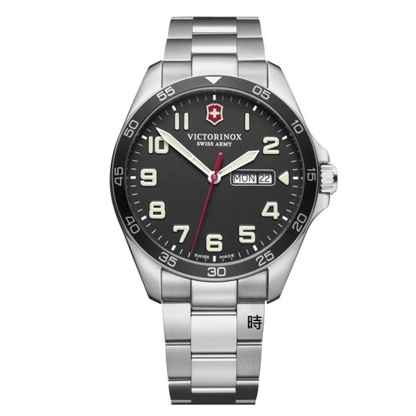 VICTORINOX 瑞士維氏 SWISS ARMY (VISA-241849) 瑞士石英手錶/42 mm