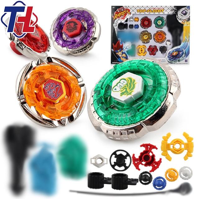Beyblade 18 件套爆炸陀螺戰鬥合金陀螺展示盒兒童戰鬥玩具 2820d