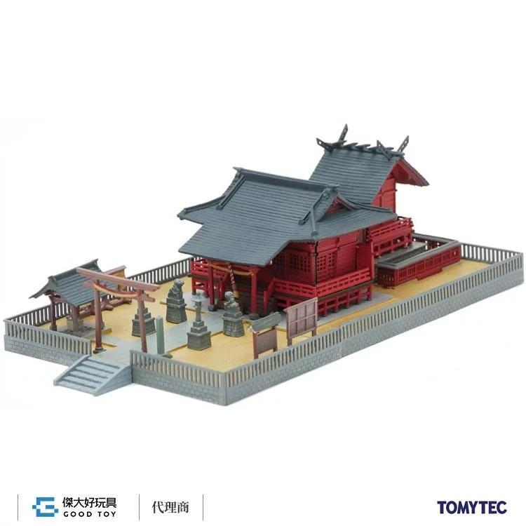 TOMYTEC 300830 建物 161 神社B