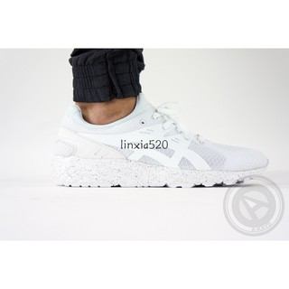 11.11特價 ASICS 男女 GEL-KAYANO TRAINER EVO 白【A-KAY0 23折】【H6M4N-