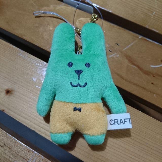 可刷卡▶Craftholic 宇宙人 | 萬聖節限定 吊飾 南瓜兔 RAB