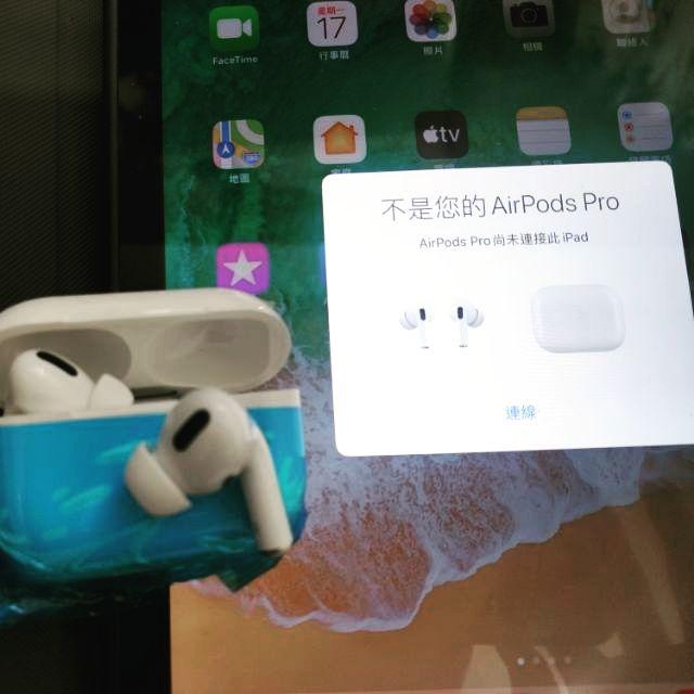 【台灣現貨】真無線藍牙耳機 副廠 非Airpods Pro 高仿 可改名定位 降噪 高通芯片 華強北