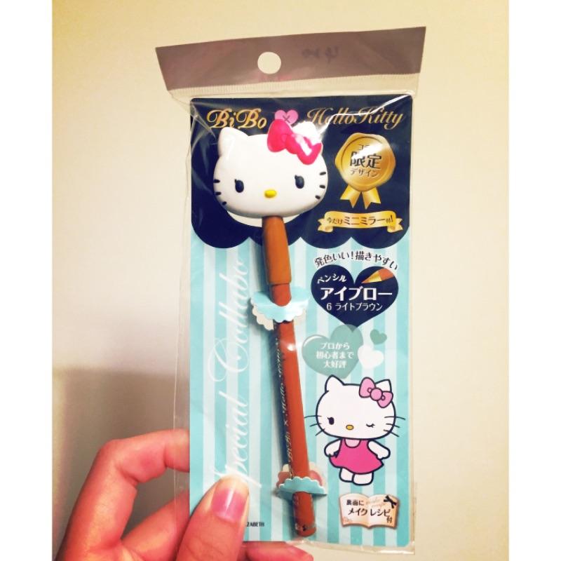 日本購入眉筆❤️BiBo x Hello Kitty
