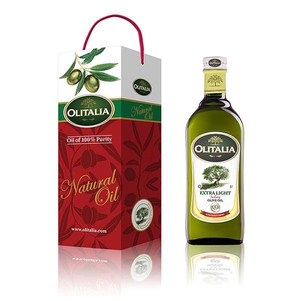 Olitalia奧利塔精緻橄欖油1000ml二入組 免運
