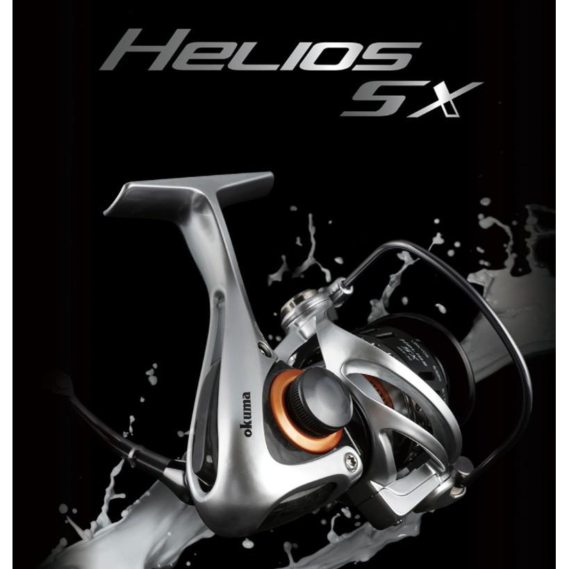 Okuma Helios 太陽神SX  泛用型紡車式捲線器 捲線器 釣魚