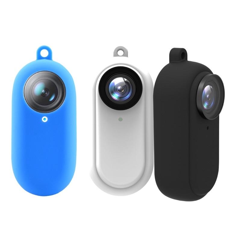Insta360 GO 2 拇指防抖相机 智能AI运动摄像数码相机硅胶保护套