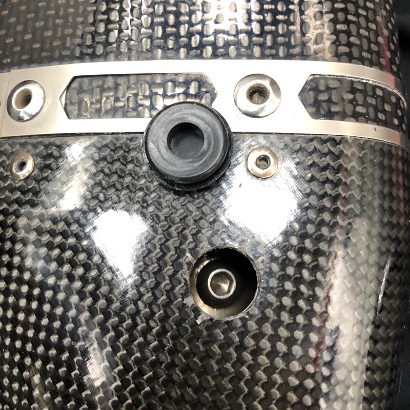 ⛩️ 神戶工坊 排氣管消音塞橡膠塞 AKRAPOVIC 蠍子管 消音塞塞 橡膠塞子 番仔管
