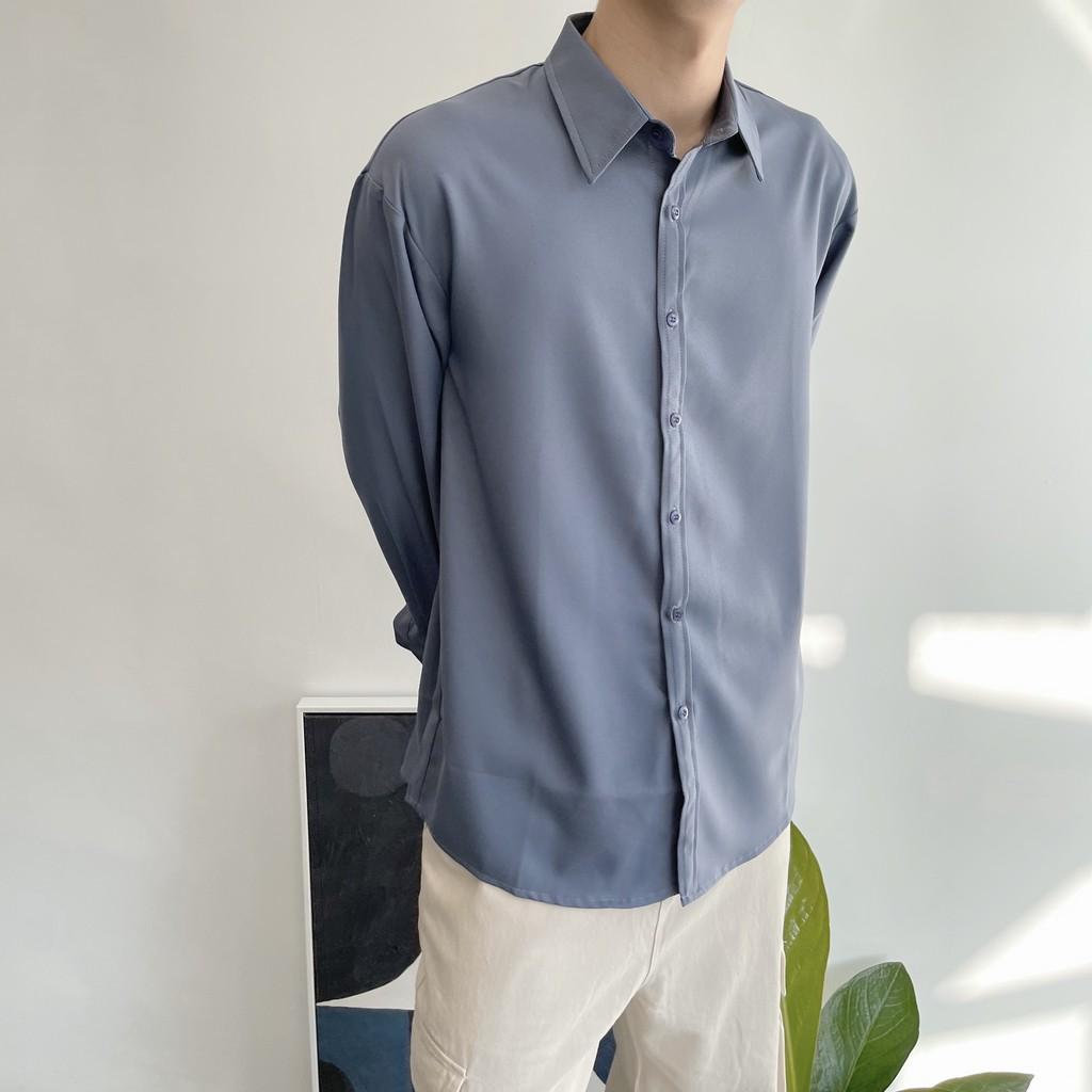 【FADE.MEET】落肩襯衫 2068
