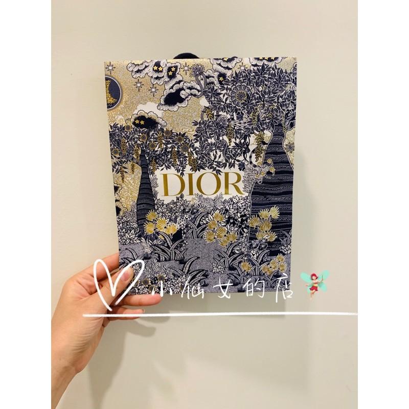 代友售 Dior聖誕紙袋批發 / 紙袋改造必備